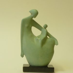 Ana Duncan - Mother and child