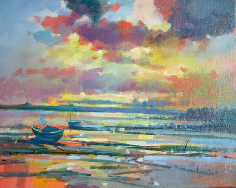 S Lammie argyll shoreline