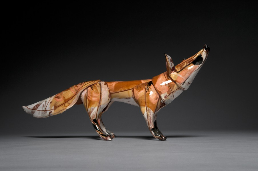 Mr Fox Anna-Mercedes Wear Photo Jerry Lampson