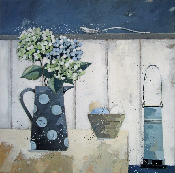 DS-hydrangea and silver spoon