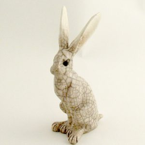 PJ small sitting hare