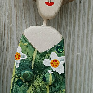 lm - small lady daisy dress