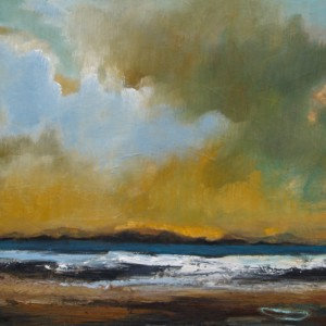 Helen Tabor Evening Clouds
