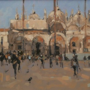 Peter Foyle - Afternoon Light, San Marco