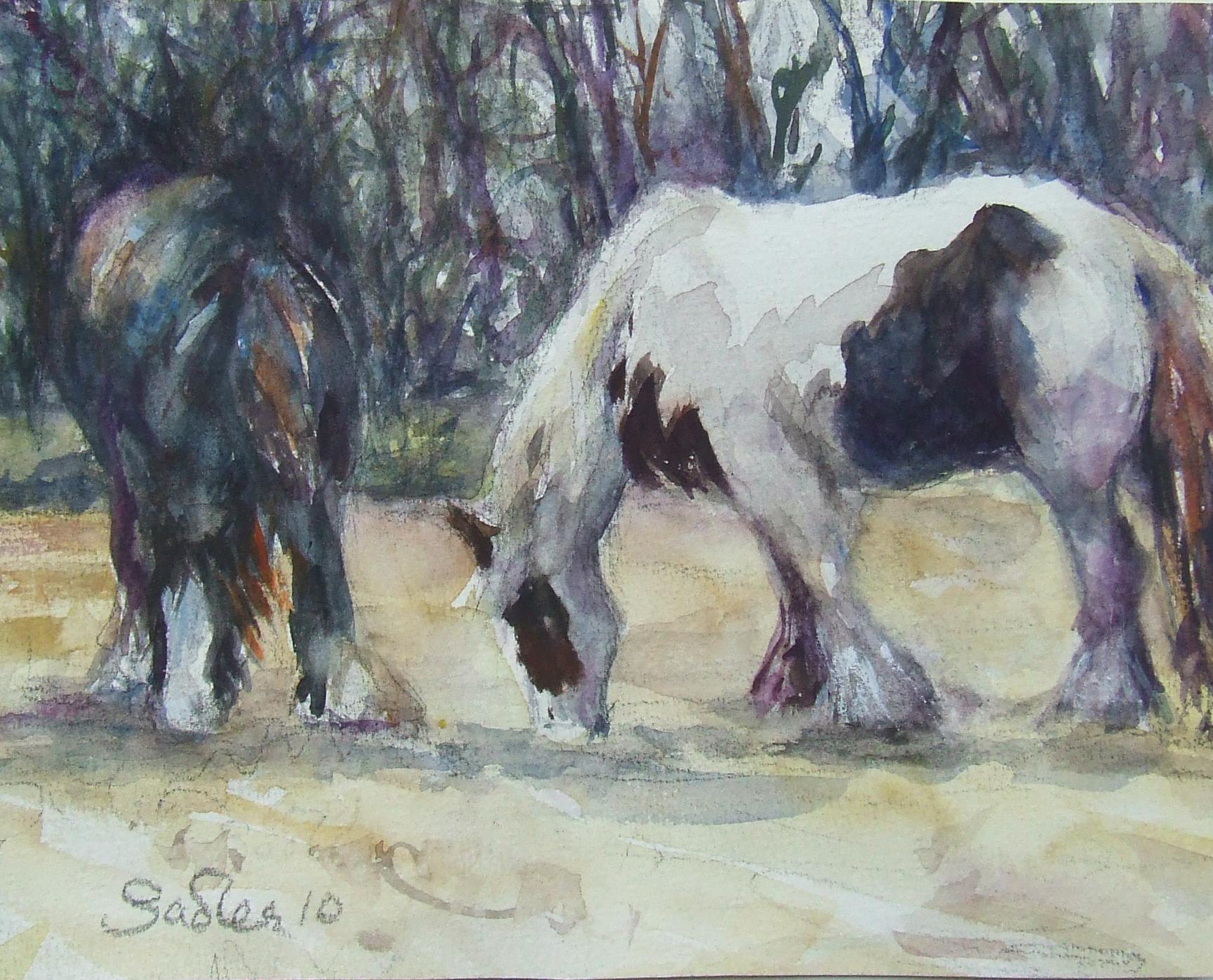 Valerie Sadler Art Whitehouse Gallery