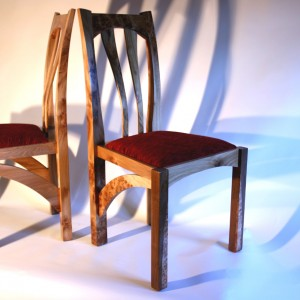 wych elm chairs