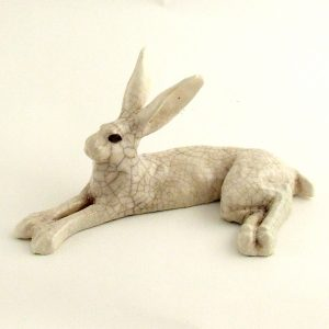 PJ small lying hare