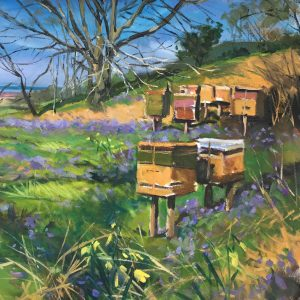 JSL - Beehives and Bluebells , Galloway