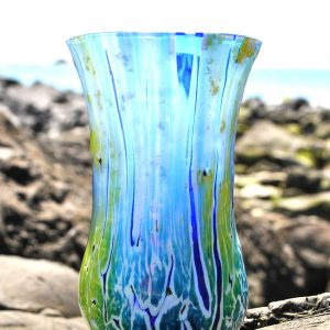 blue and green original