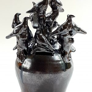 DF Gun Metal Birdie Money Box