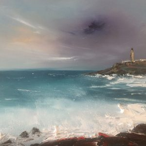 LPARK winter seas at ardnamurchan point