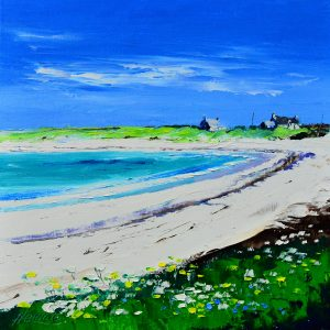 4.Early Summer, Balephetrish Beach, Tiree