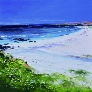 5.Clear Summer Day, Balevullin Beach, Tiree