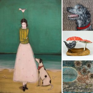 Spring Exhibition with Featured Artist Jackie Henderson 2019