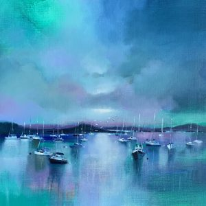 E Davis Morning Light, Crinan