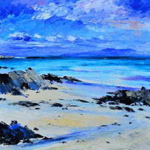 5.Beach at North End, Iona