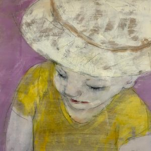 Joyce Gunn Cairns Girl in Yellow