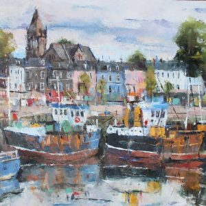 Susan Reid Fishing Boats 1500 Kirkcudbright