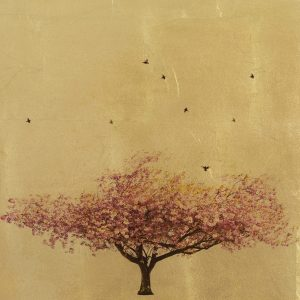 Prunus Serrulata In Excelsis 80x80cm
