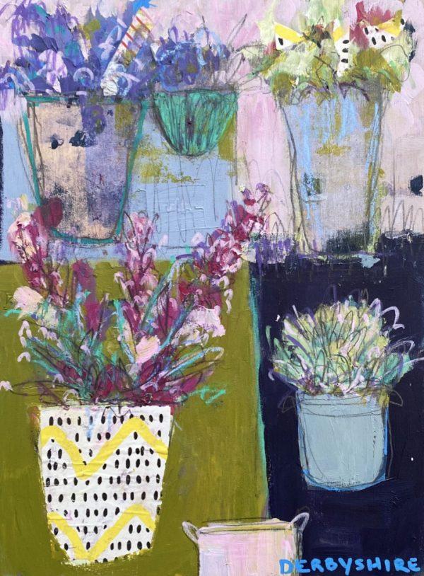 Margaret nackt Derbyshire May 31